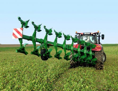 La Marne Agricole / Viser l'agronomie durable avec les déchaumeuses